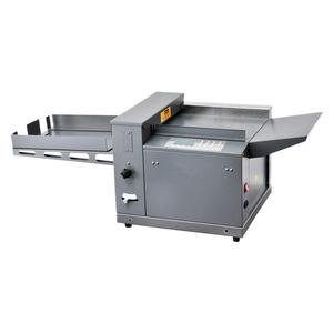 RD340 control Digital eléctrico de perforación de papel hendidora fabricante en China