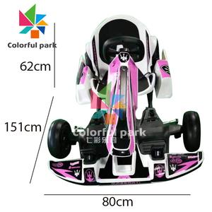 الملونة Parkgo كارت araba fiyatlarl قبالة الطريق الذهاب كارت سباق الذهاب العربة للبيع الكبار دواسة الذهاب كارت