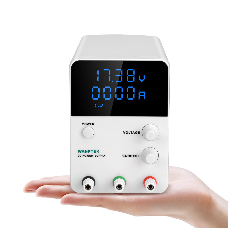 GPS3010D 30V 10A 4 pantalla Digital interruptor ajustable fuente de alimentación de laboratorio fuente de alimentación