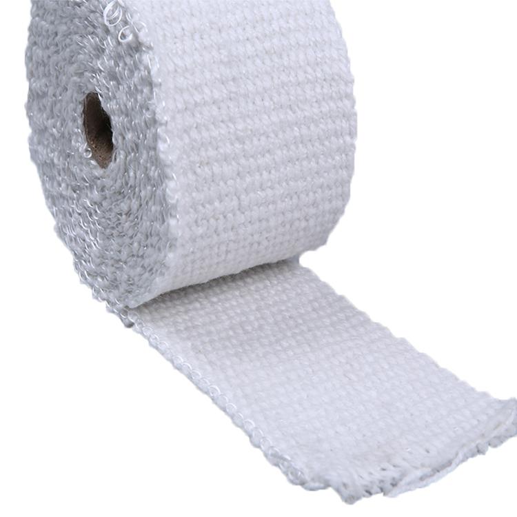 Теплоизоляция и высокая температура защитные керамические волокна тканые ленты