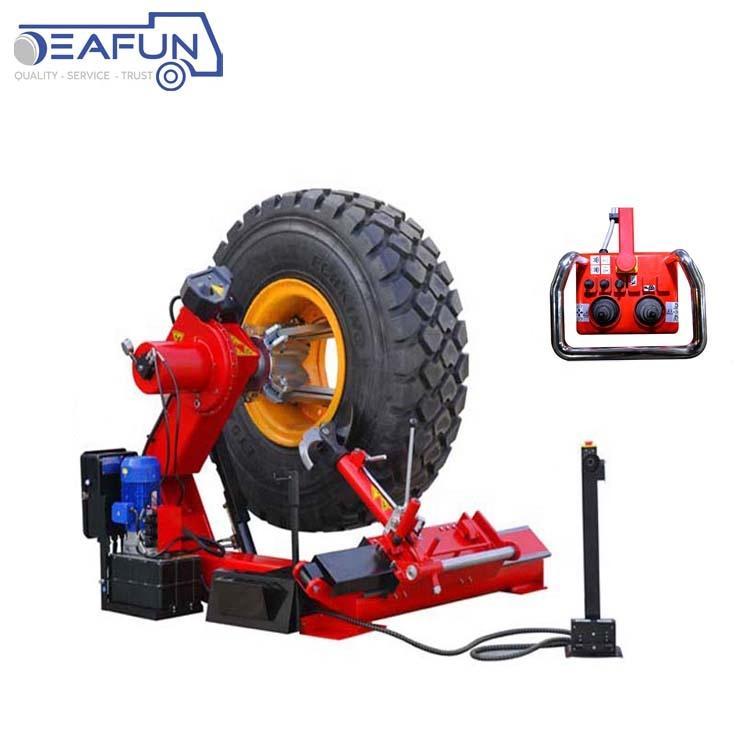 <span class=keywords><strong>M</strong></span>áquina de Reparo do caminhão Pneu Changer 220V para o equipamento da garagem