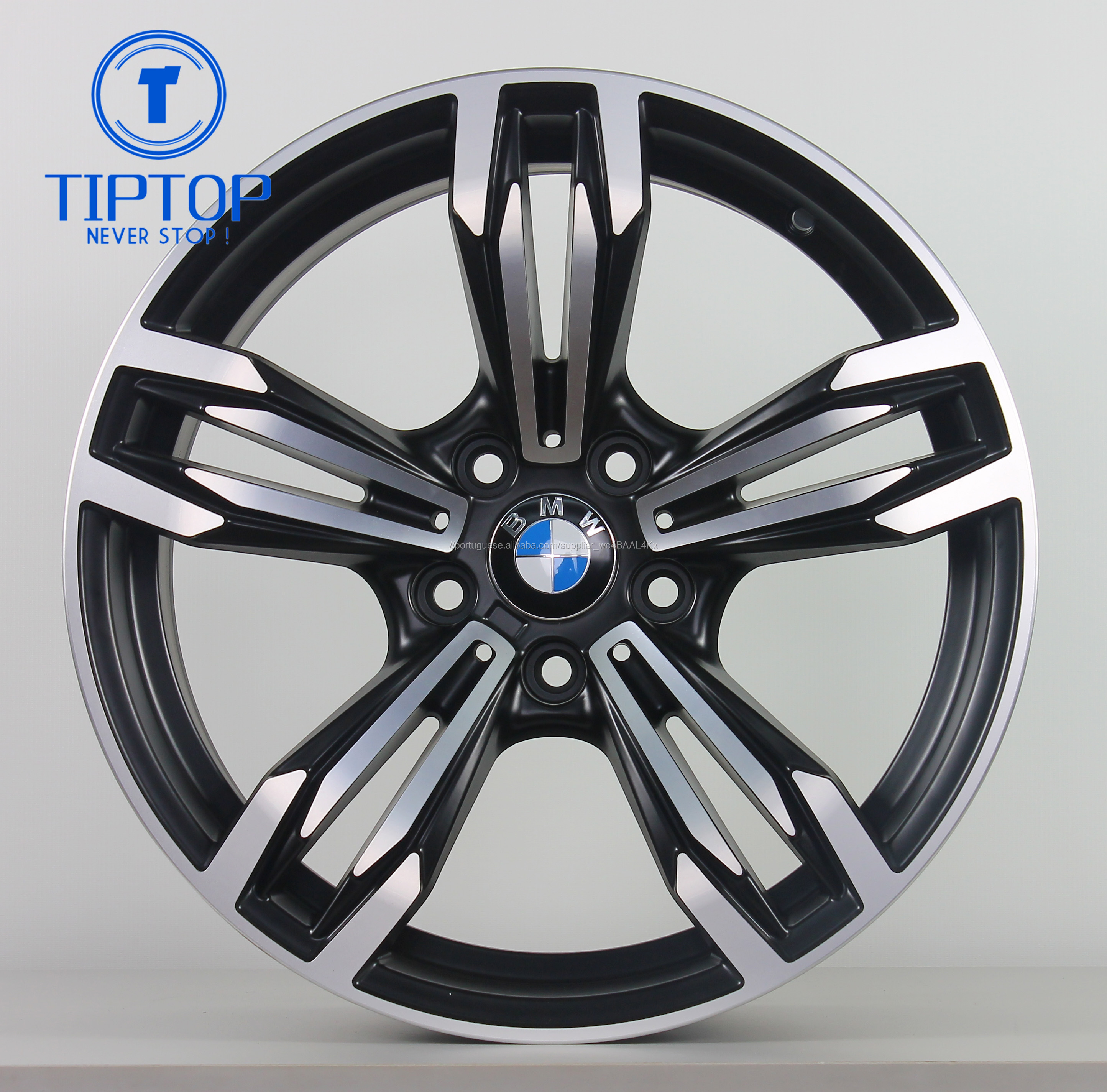 Ajuste para BM venda quente projeto 14 15 16 17 18 19 20 21 polegadas PCD 5X120 carro jantes de liga leve roda aro