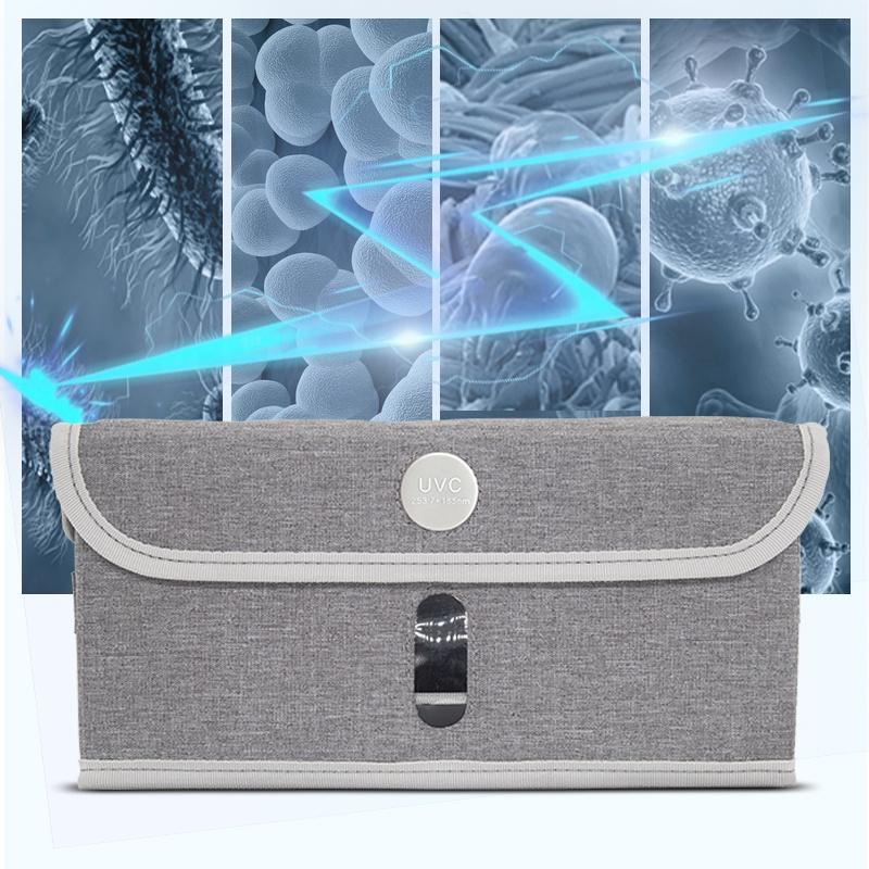 Стерилизатор Дезинфицирующее средство большие стерилизационные световые коробки коробка для телефона плиссированная палочка сумка Дезинфекция УФ