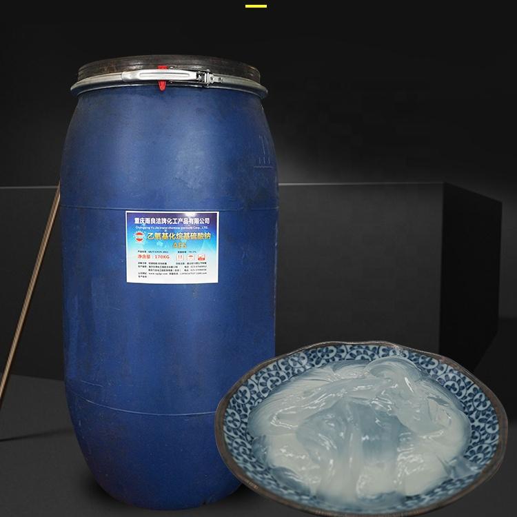 사양 액체 세제 sles70 % sles 제조