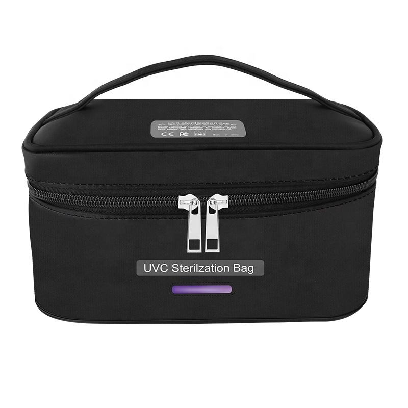 CE Portable Machine de Désinfection UV stérilisateur UVC sac paquet pour la désinfection masque jouets téléphone vêtements