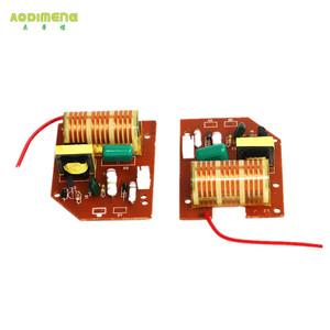 Mini 18 W Acero inoxidable 220 V transformador de potencia partes del generador de ozono