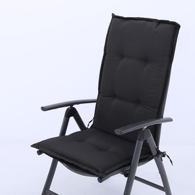 Barato jardín sillón reclinable silla cojín al aire libre Banco Sunbed de cojín para la venta