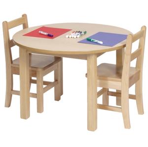 Vendita calda per bambini in legno sedia da tavolo set in legno per bambini sedie e tavolo cargo mobili per bambini
