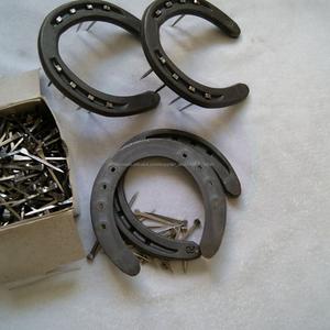 Китайский Подкова Прямая продажа с фабрики оптовая продажа металла лошадь Шарм удача обуви