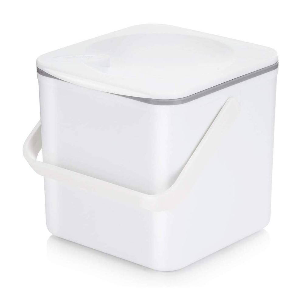 YJ 230953 nuevo diseño de cocina de alimentos de plástico residuos Caddy organizador para venta