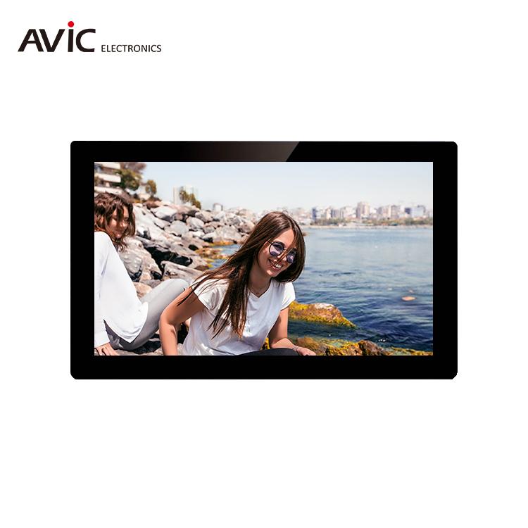 Promosyon HDMI Dijital Fotoğraf Çerçevesi 15.6