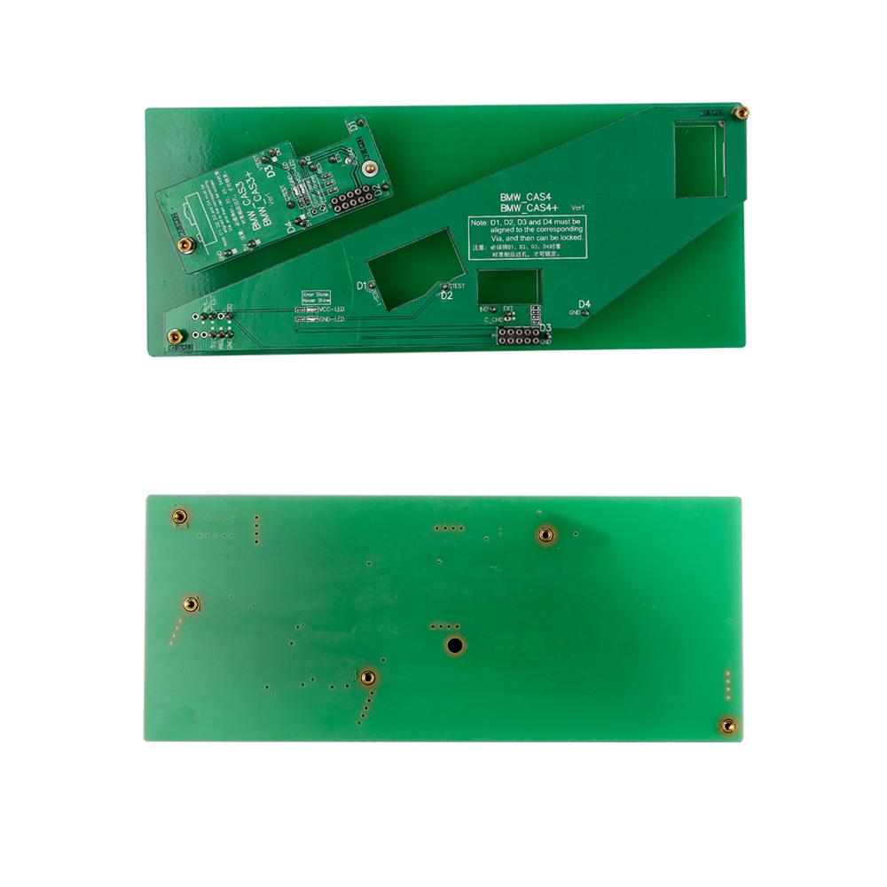 Mini Yanhua ACDP Module1 para BMW CAS1 CAS2 CAS3 CAS3 + CAS4 CAS4 + IMMO Chave de Programação e de Reset Odômetro