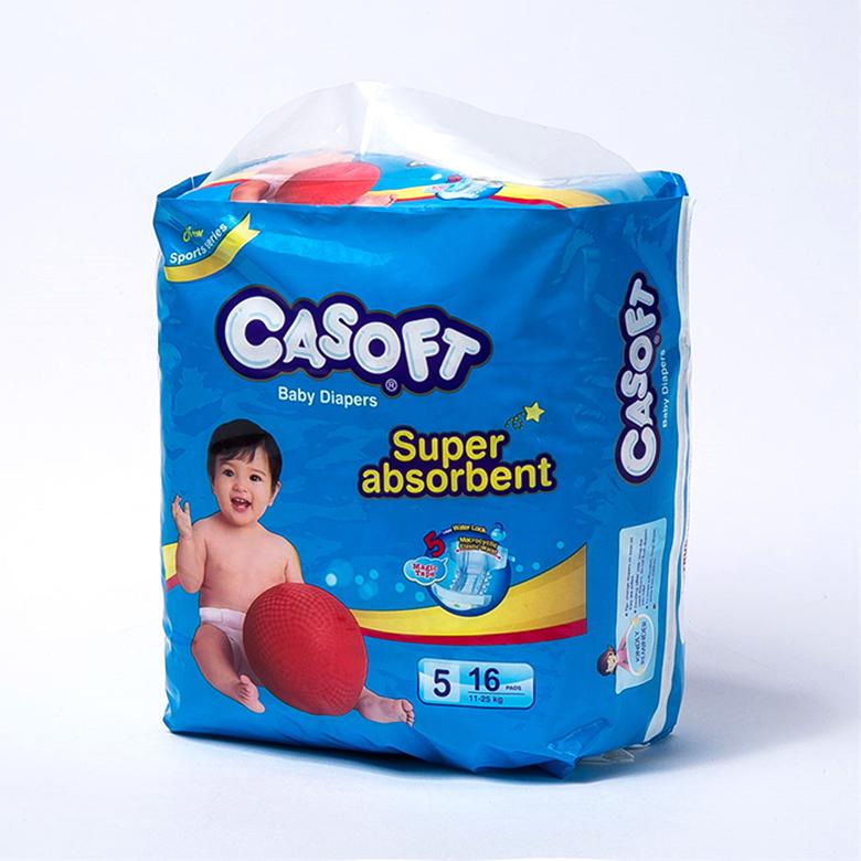 Gli ingredienti per la cura dei pannolini per bambini di qualità più popolari della Corea