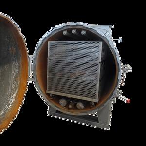 Ticaret iş fikirleri taze süt ürünleri yatay buharlı sterilizatör ve kurutma makinesi