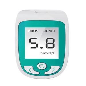 3 in1 متعددة وظيفة الكولسترول اليوريك حمض جهاز قياس السكر بالدم نظام مراقبة