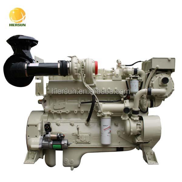 2 anos de Garantia 50KVA-1000KVA marine geradores a diesel com Motor Cummins & Weichai