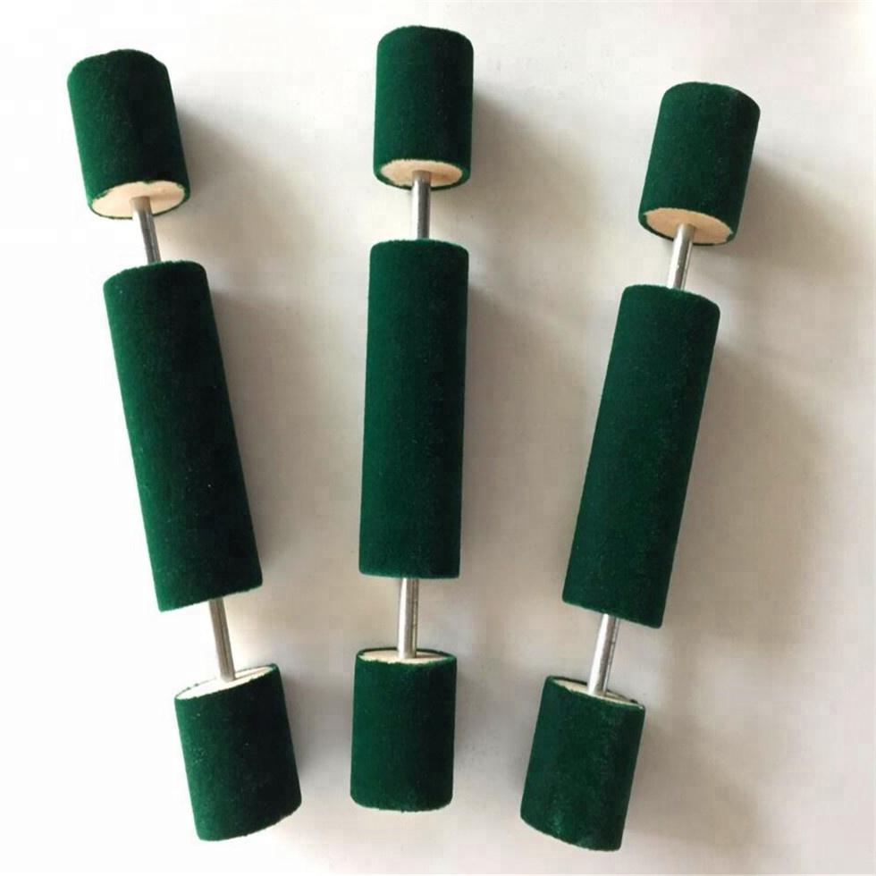 TONGDA текстильное кольцо рамка запасные части Спиннинг чистящий ролик