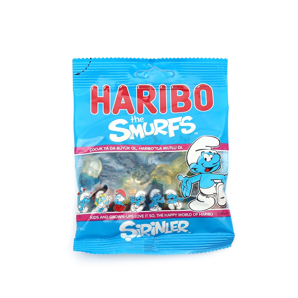Helal Pitufos Caramelo Suave 75gr
