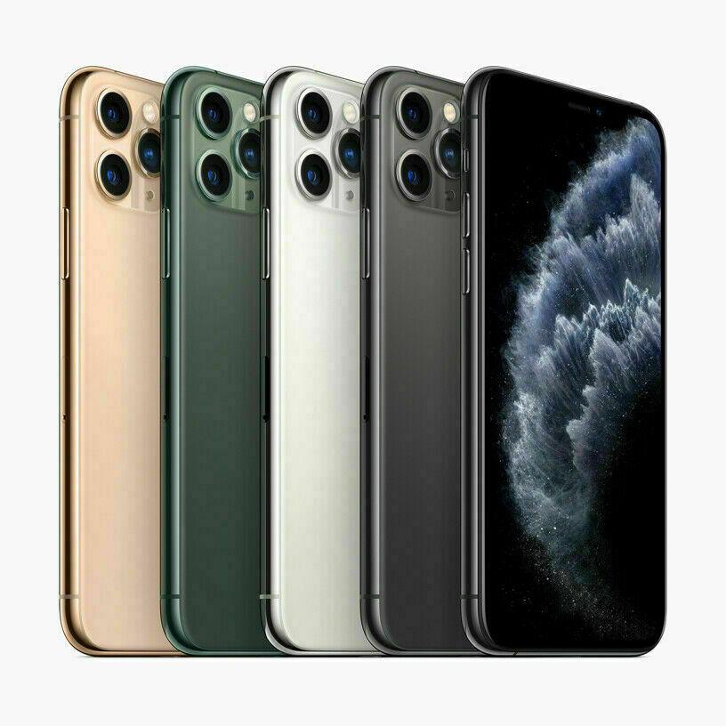 100% Original New Apple iPhone 11 Pro Max 64GB , 256GB, 512GB Global version Unlocked