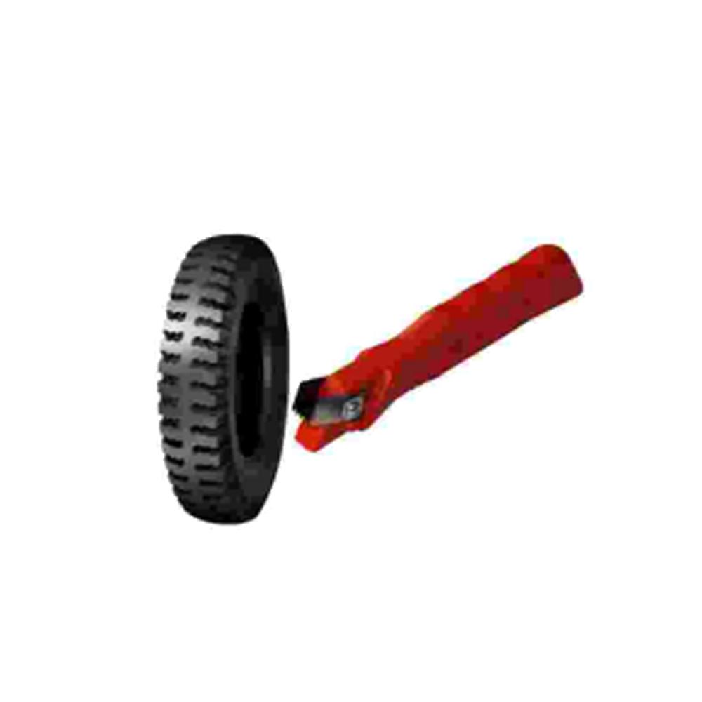 타이어 스크래퍼 도구 인도