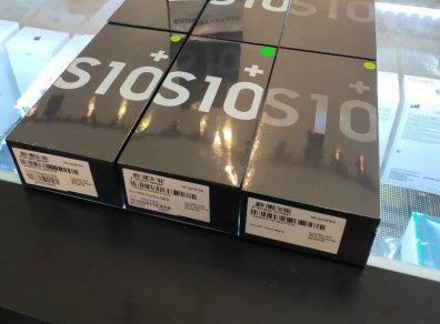 NEWi - PARA VENTAS SmartPhone desbloqueado PRODUCTOS DE CALIDAD DE LA MARCA Galaxy S10 Plus 1TB - 512GB - 128GB - 64GB - VENTAS