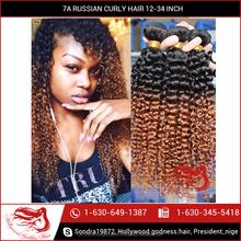 New Range of Russian Hair Unprocessed Russian Virgin Hair