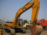 Caterpillar 330bl used excavator for sale in Shanghai China, used Caterpillar 330 excavator for sale
