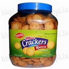 Mini Ranch Crackers/salt crackers