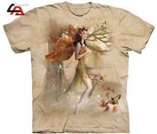 2014-15 full dye printing sublimation t shirt /High Quality Material/ High Quality Sublimation Printed T Shirts