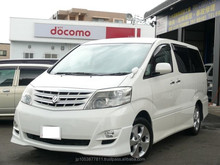 Good Condition and Righthand drive used car toyota alphard reasonable prices