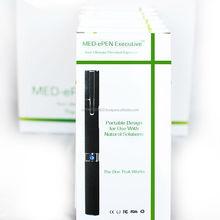 Medepen Executive Black Vaporizer Pen 510 thread, long battery life