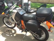 KAWASAKI KLR 650 NEW EDITION MOTORCYCLE
