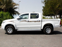 TOYOTA HILUX DOUBLE CABIN 2.5L 4X4 2015YM BRAND NEW Full Option