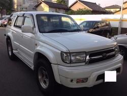 Toyota Hilux Surf SSR-G RZN185W 2000 Used Car