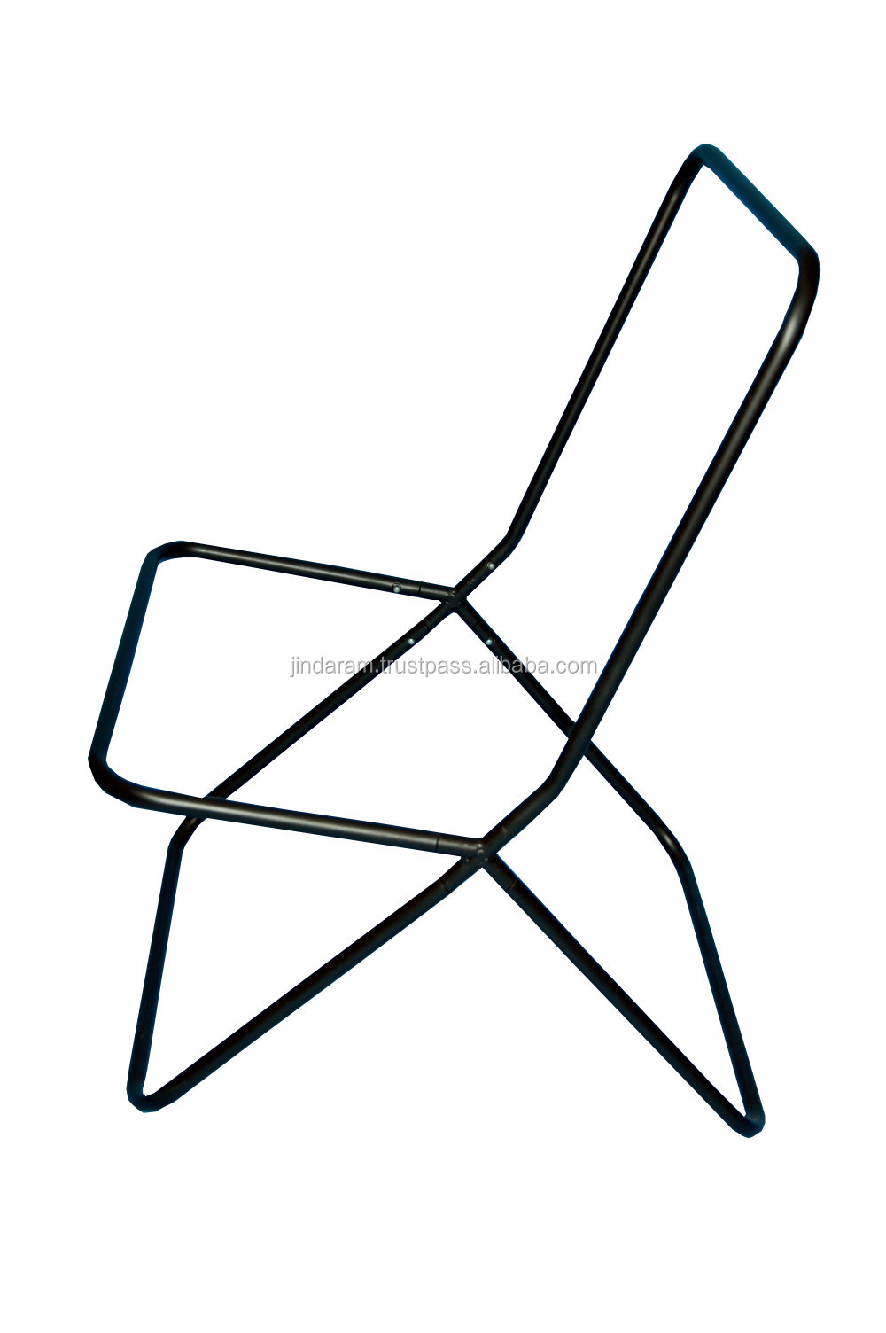 Knockdown Small Square Butterfly Chair Frame.JPG