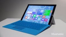 BRAND NEW - BUNDLE Surface Pro 3 - 128GB SSD 4GB RAM - Intel i5 with TYPE COVER 3
