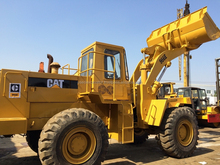 Used CAT Wheel Loader 966E Cheap high quality 3 years warranty for engine and pump for sale