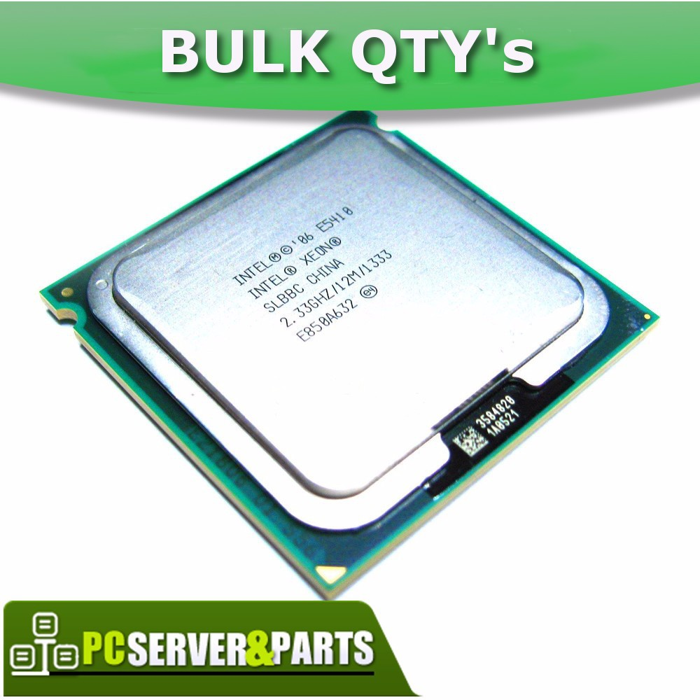 Intel Xeon E5410 2.33GHz SLBBC 12MB 1333 MHz LGA771 Quad Core...