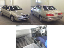 wholesale high quality and reasonable auto 2000 japanese used cars toyota corona premio for sale GF-AT210 made in Japan