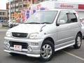 razoável movimentação da mão direita do carro usado daihatsu terios garoto 2000 de carro japonês empresa