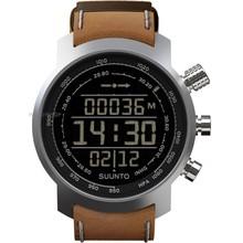 BUY 2 GET 1 FREE Suunto Ss018733000 Suunto Elementum Terra N Brown Leather Watch