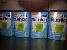 Nutrilon bebé leche