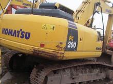 Used Excavator PC200-8,Japan Brand
