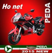 (Ho net) 2015 NEW CVT motorcycle 125cc 180cc EEC DOT EPA Italian EXCLUSIVE deisgn (PEDA MOTOR)