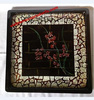 5509200915 vietnamese eggshell Lacquer painting tray serving & decoration, 100% high quality handmade wood tray