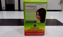 Lamour Professional Permanent Hair Color Cream