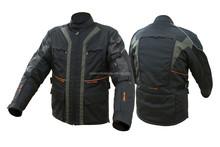 Realizzato a mano su misura di design giacche moto in cordura per men `s