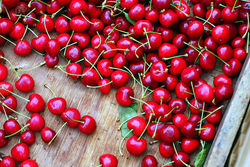 Sweet Dried & Fresh Cherry Fruit