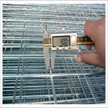 Different Types Of Wire Mesh Brc Wire Mesh Size 1X2 Galvanized Welded Wire Mesh
