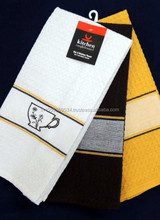 Indian Waffle kitchen towels Exporters
